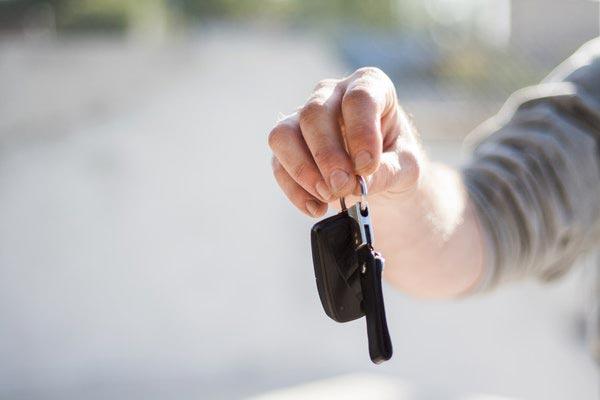 Refaire clé de voiture