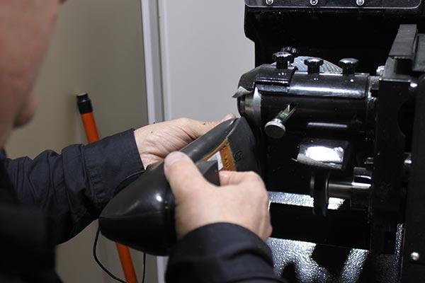 Réparation de chaussure