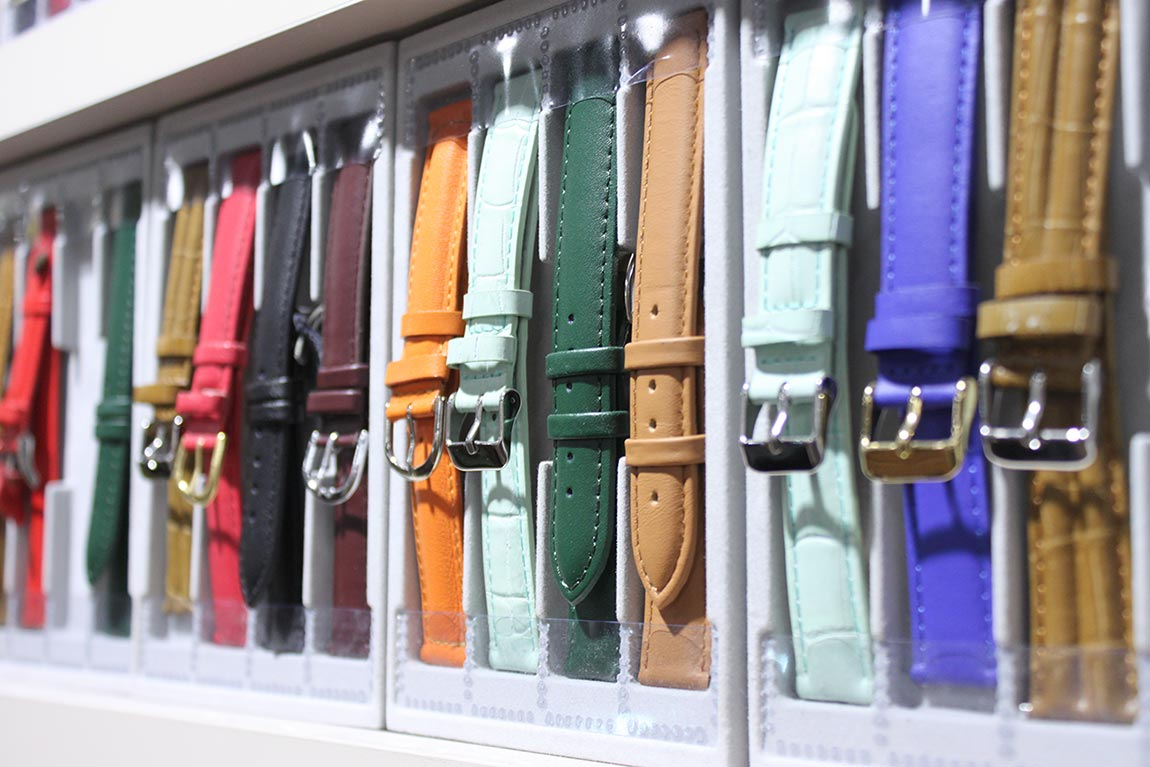 changer bracelet montre