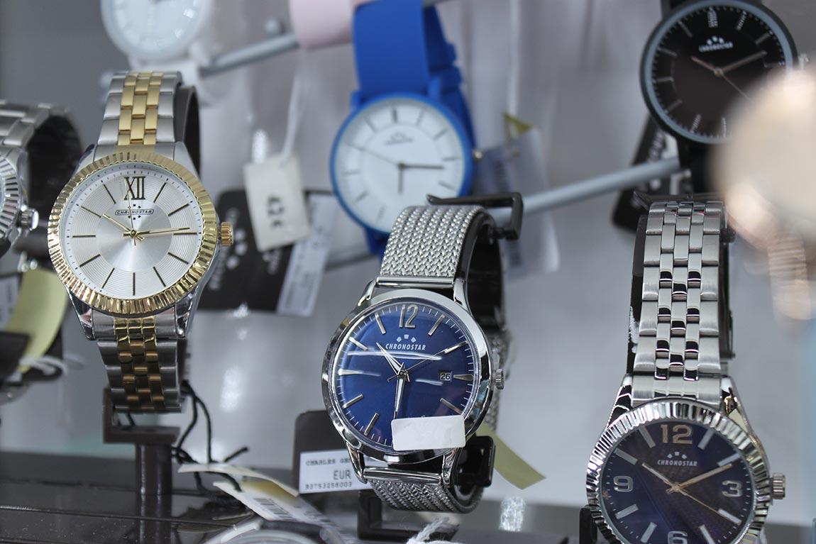 boutique de montre à chambéry